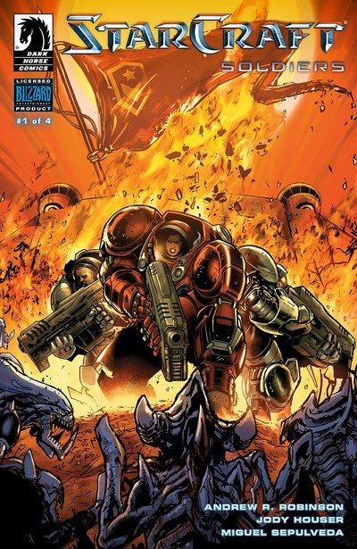 StarCraft – Soldiers #1 (2019)