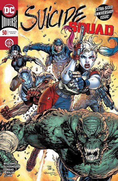 Suicide Squad #50 (2019)