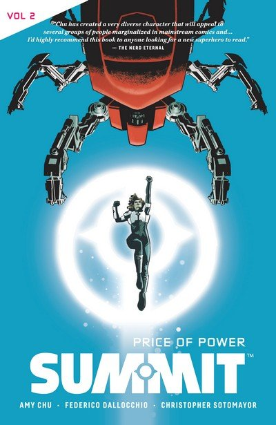 Summit Vol. 2 – Price of Power (TPB) (2018)
