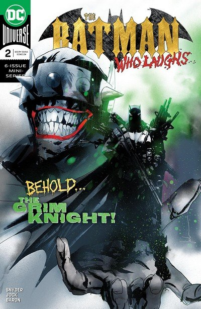 The Batman Who Laughs #2 (2019)