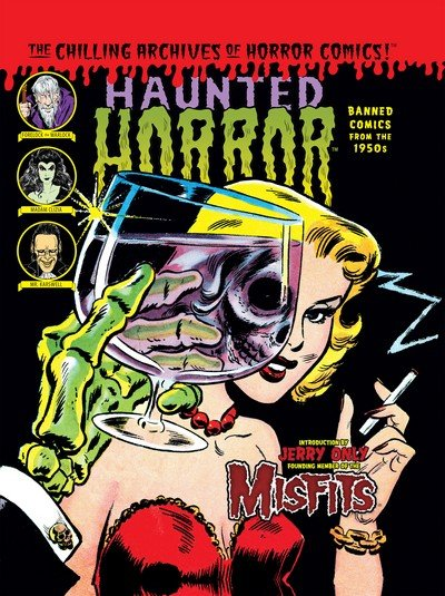 The Chilling Archives of Horror Comics (Collection) (2013-2019)
