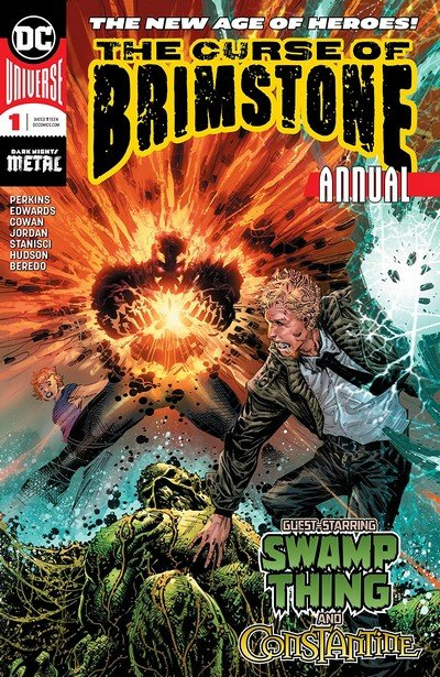 The Curse Of Brimstone Annual #1 (2019)