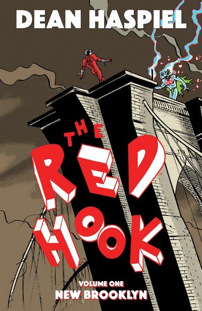 The Red Hook Vol. 1 – New Brooklyn (TPB) (2018)