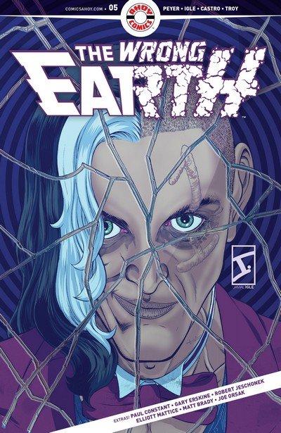 The Wrong Earth #5 (2019)