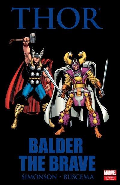 Thor – Balder The Brave (TPB) (2009)