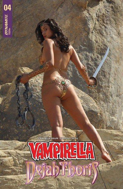 Vampirella – Dejah Thoris #4 (2019)