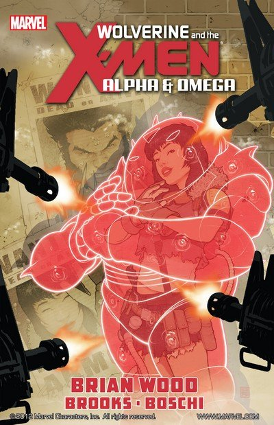Wolverine and the X-Men – Alpha and Omega (TPB) (2012)