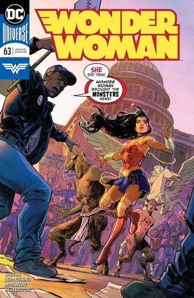 Wonder Woman #63 (2019)