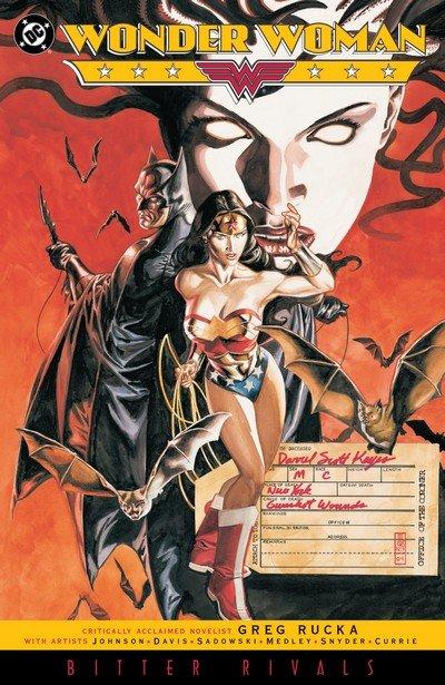 Wonder Woman – Bitter Rivals (TPB) (2004)
