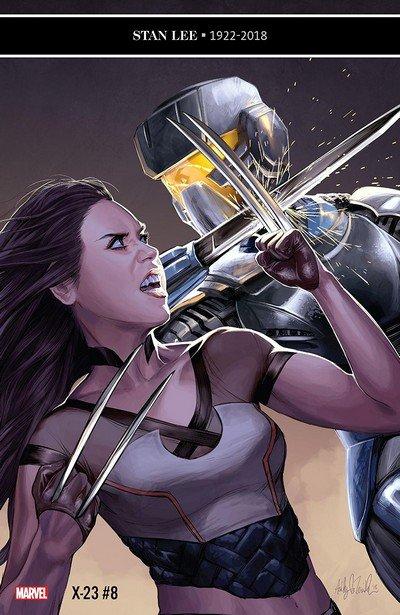 X-23 #8 (2019)