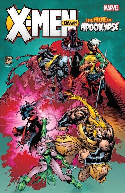 X-Men – Age of Apocalypse – Dawn (TPB) (2016)