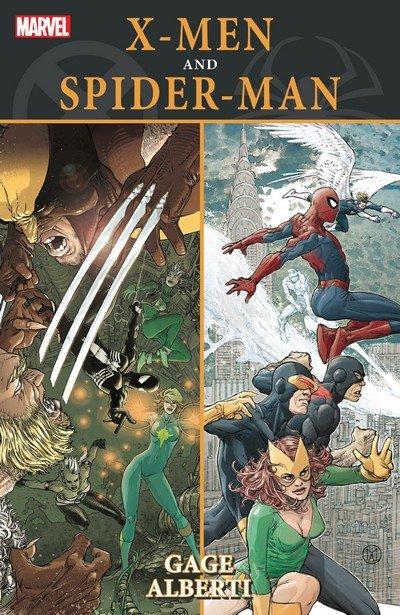X-Men – Spider-Man (TPB) (2009)