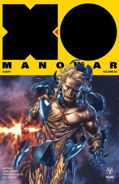 X-O Manowar Vol. 6 – Agent (TPB) (2019)