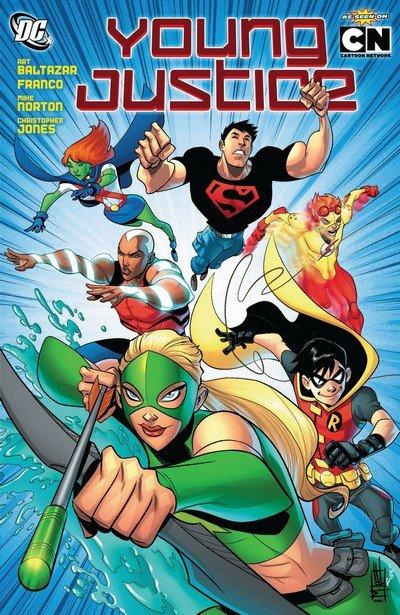 Young Justice Vol. 1 – 4 (TPB) (2011-2012)
