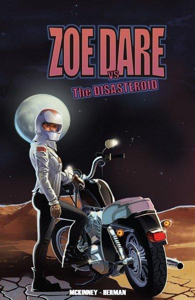 Zoe Dare vs. Disasteroid Vol. 1 (TPB) (2016)