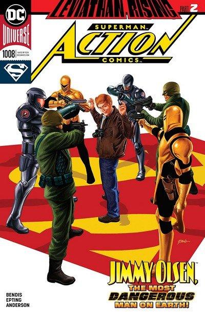 Action Comics #1008 (2019)