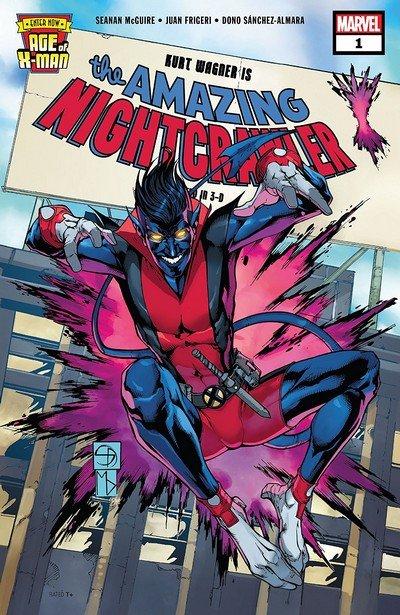 Age Of X-Man – The Amazing Nightcrawler #1 (2019)