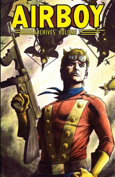 Airboy Archives Vol. 1 – 5 (2014-2017)