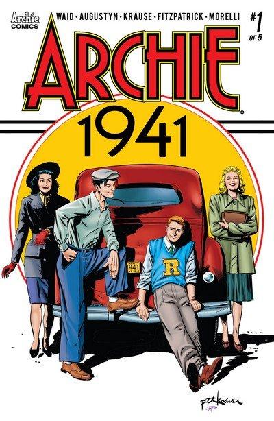 Archie 1941 #1 – 5 (2018-2019)
