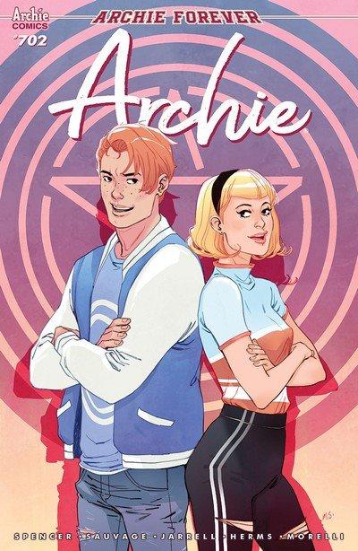 Archie #702 (2019)