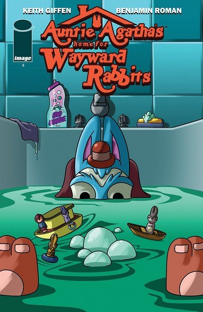 Auntie Agatha's Home For Wayward Rabbits #4 (2019)