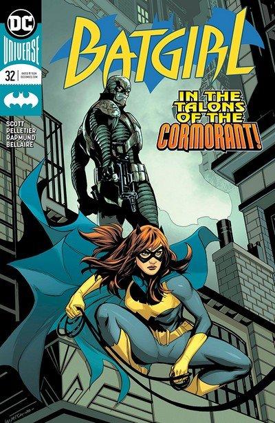 Batgirl #32 (2019)