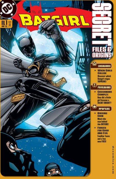 Batgirl Secret Files and Origins #1 (2002)