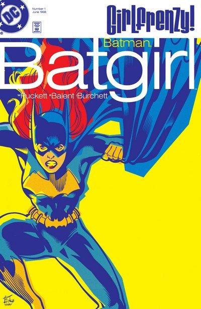 Batman – Batgirl – Girlfrenzy #1 (1998)