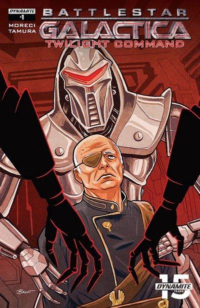 Battlestar Galactica – Twilight Command #1 (2019)