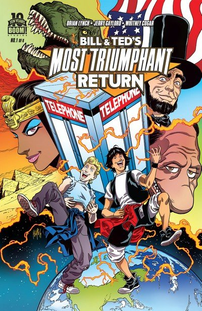 Bill and Ted's Most Triumphant Return #1 – 6 (2015)