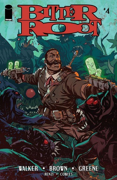Bitter Root #4 (2019)