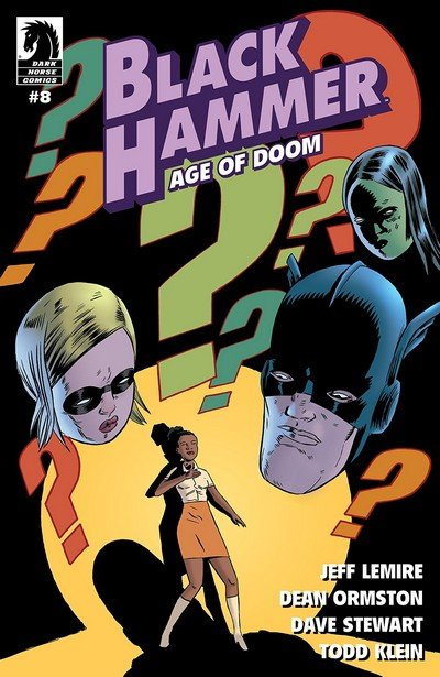 Black Hammer – Age Of Doom #8 (2019)