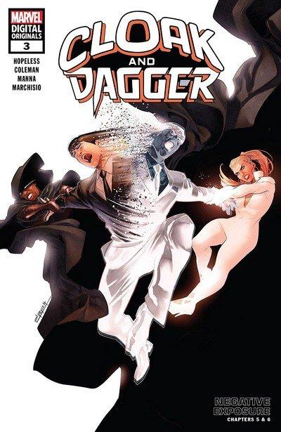 Cloak and Dagger – Negative Exposure #3 (2019)