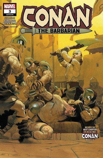 Conan The Barbarian #3 (2019)