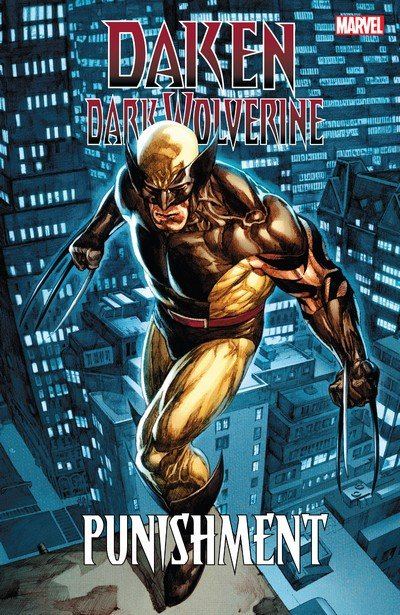 Daken – Dark Wolverine – Punishment (TPB) (2017)