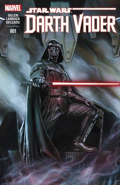 Darth Vader Vol. 1 #1 – 25 + Annual (2015-2016)