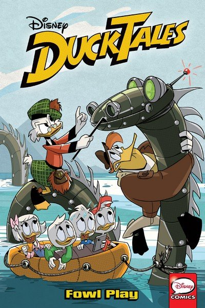 DuckTales Vol. 4 – Fowl Play (TPB) (2019)