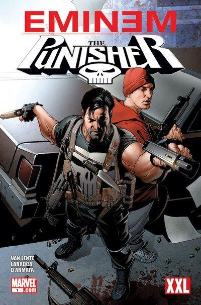 Eminem – The Punisher #1 (2009)