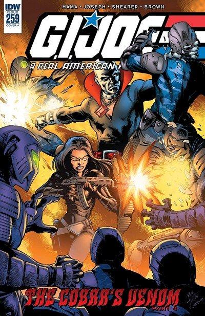 G.I. Joe – A Real American Hero #259 (2019)