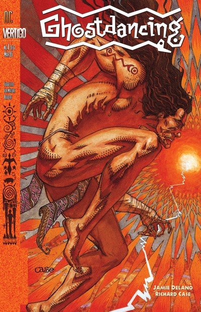 Ghostdancing #1 – 6 (1995)