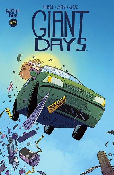 Giant Days #47 (2019)