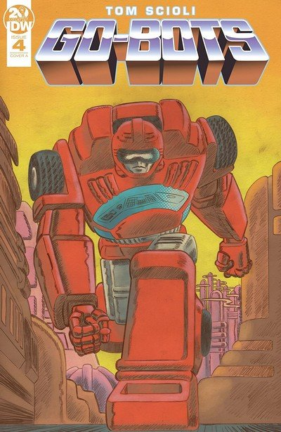 Go-Bots #4 (2019)