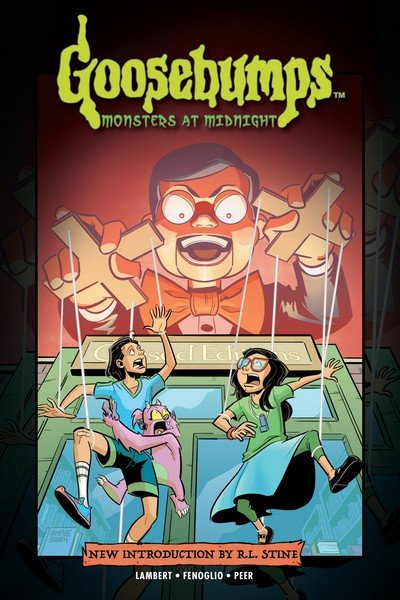 Goosebumps – Monsters at Midnight (TPB) (2018)