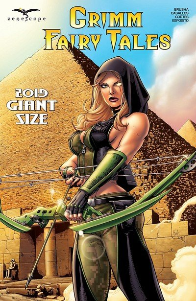 Grimm Fairy Tales 2019 Giant Size (2019)
