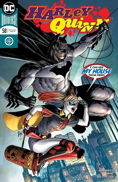 Harley Quinn #58 (2019)