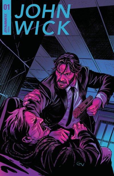 John Wick #1 – 5 (2017-2019)