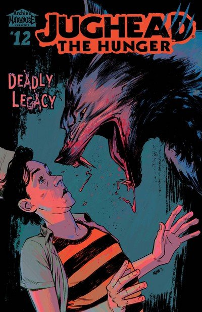 Jughead – The Hunger #12 (2019)
