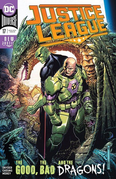 Justice League #17 (2019)