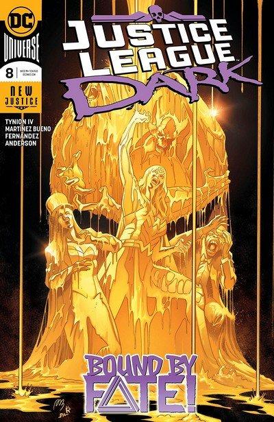 Justice League Dark #8 (2019)