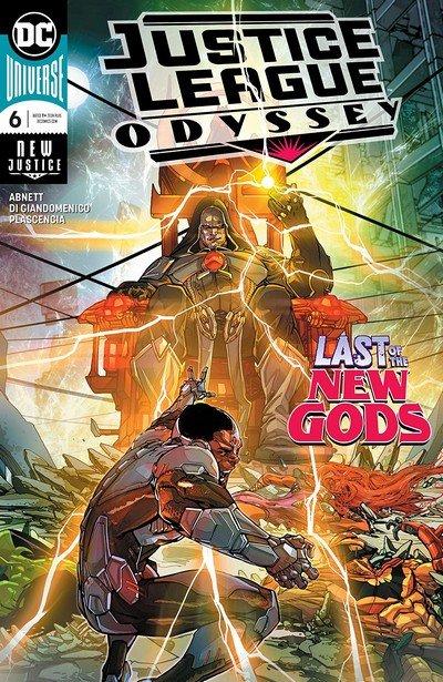 Justice League Odyssey #6 (2019)